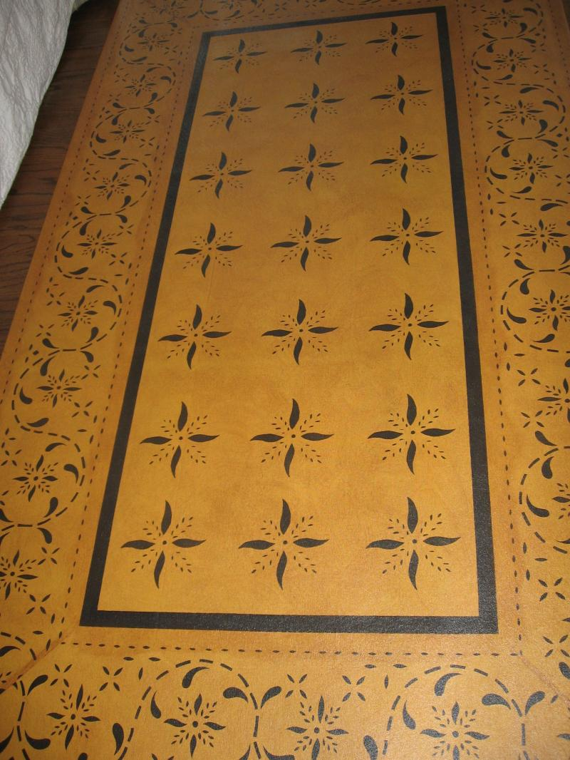 Timeless Floorcloths Floorcloth Gallery